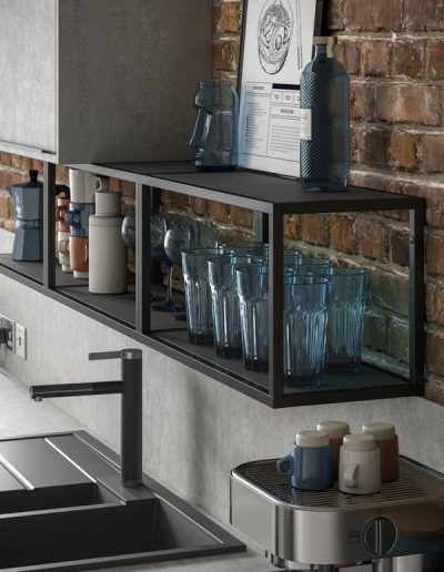 Urban Kitchens in Sheffield by Apollo Interiors