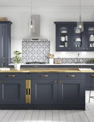 Ashbourne kitchens