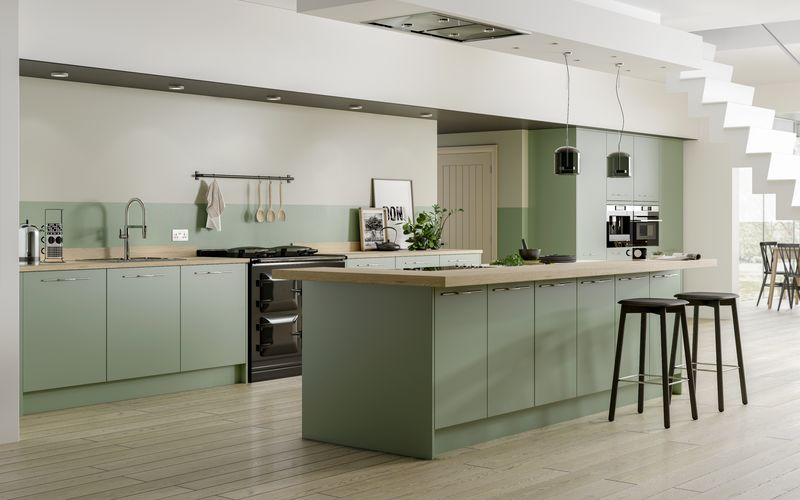 Kitchen Showroom in Sheffield